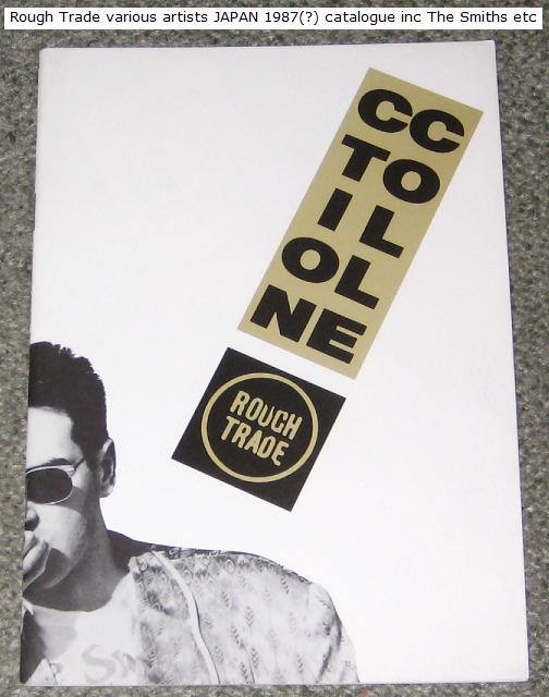 Rough Trade - Collection - Jpn Promo Booklet (Booklet) ¥3384.60