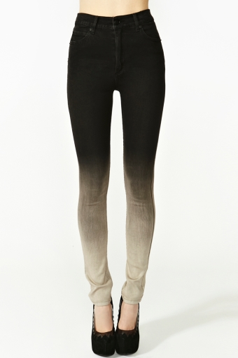 Second Skin Jeans - Ombre in Clothes at Nasty Gal