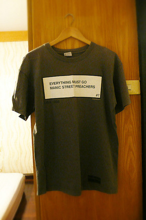 Everything must go USA 1996 Tour T-shirt/Grey