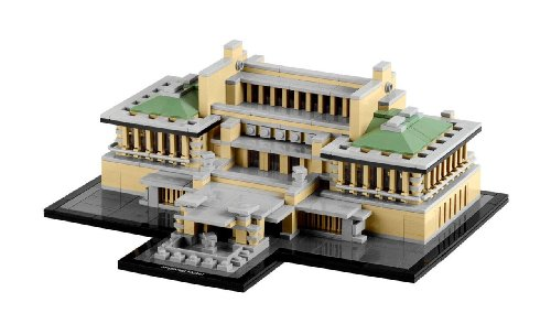 LEGO Architecture Imperial Hotel » Design You Trust – Design Blog and Community