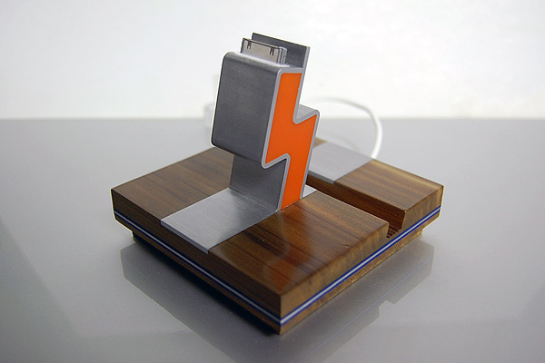 iPod/iPhone Dock | PRODUCT | QUILY WORKS & DESIGN