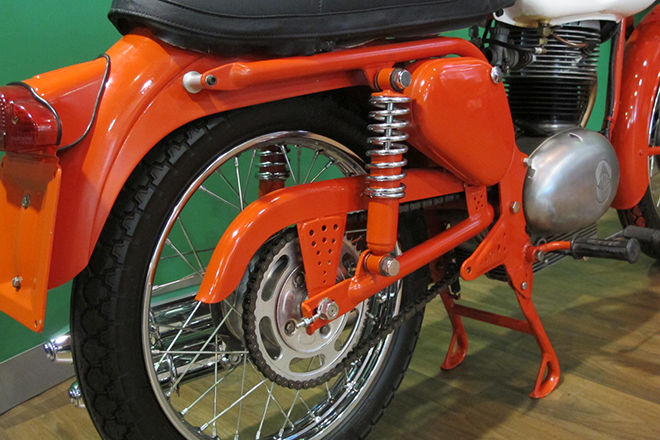 Sold: Gilera 150cc Motorcycle Auctions - Lot AL - Shannons