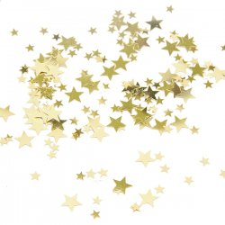Gold Stars Mega Pack 70g - £3.99 : Balloons and Party Supplies, From Balloons.co.uk