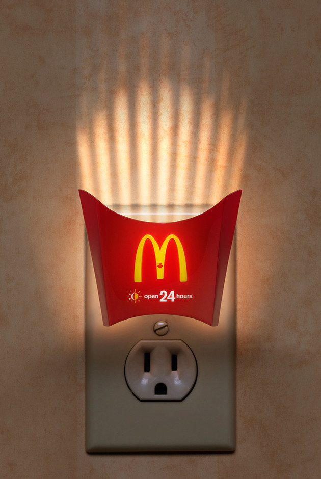 McDonald's: Night Light | Ads of the World?