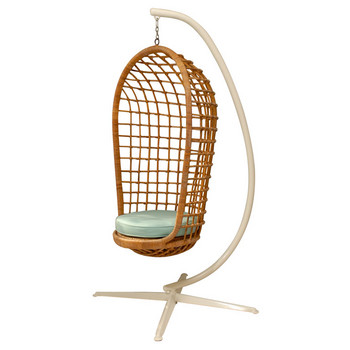 Hanging Rattan Chair | Pieces