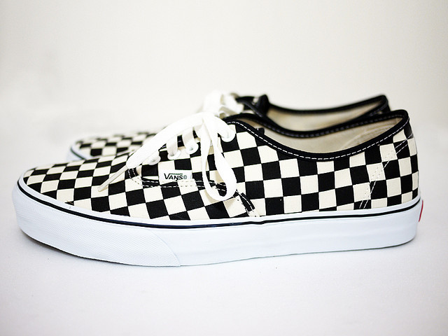 VANS AUTHENTIC / Checkerboard | Flickr - Photo Sharing!