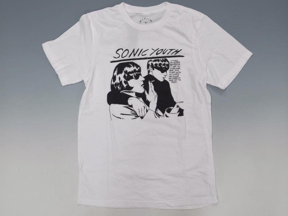 マークジェイコブス Sonic Youth Tシャツ - SOTA JAPAN ONLINE SHOP