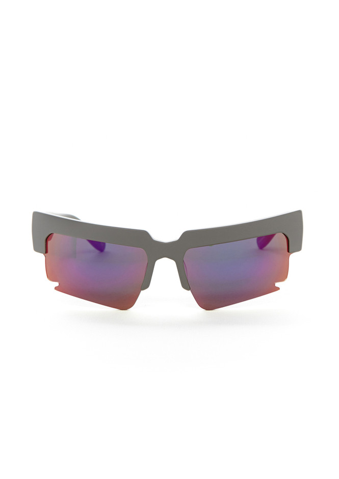SUPERVISION Sunglasses - Grey / ASSK