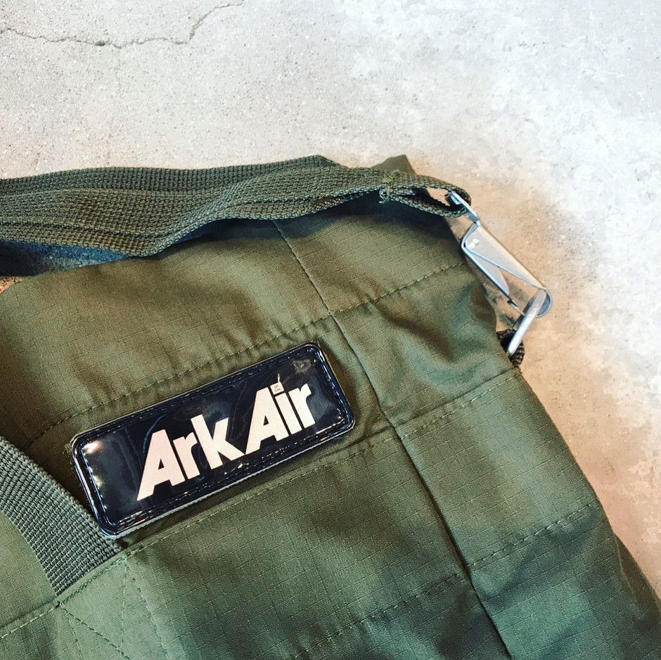 "1LDKさんのインスタグラム写真 - (1LDKInstagram)「Ark Air ""MESSAGE BAG"" #ArkAir#1LDKDEPOT#1LDK」9月29日 11時29分 - 1ldk_shop"