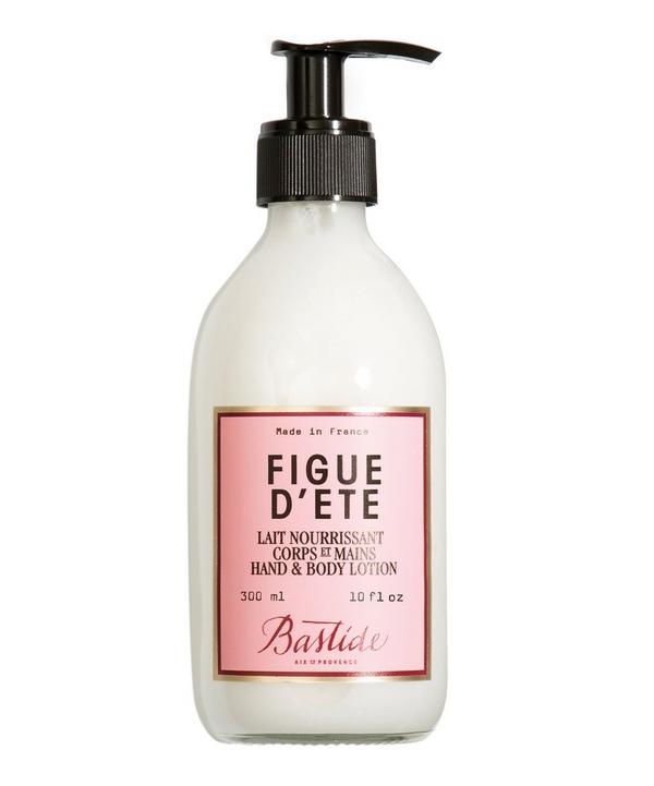 Figue d'Ete Hand and Body Lotion 300ml | Liberty London
