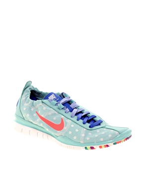 Nike | Nike Exclusive Free Running Spotted Sneakers at ASOS