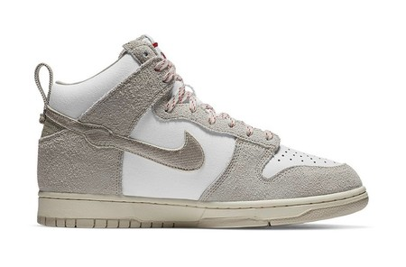 "Dunk High ""Ours,"" Pearl White"