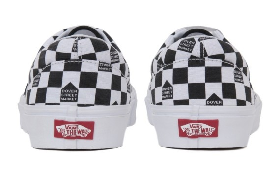 round about: Dover Street Market x Vans Checkerboard Collection