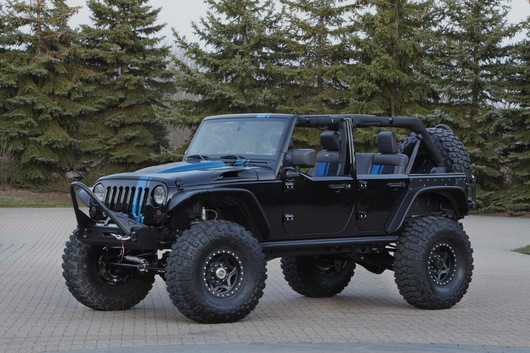 Jeep Unveils Six New Concepts for the Moab Easter Jeep Safari (The Torque Report)