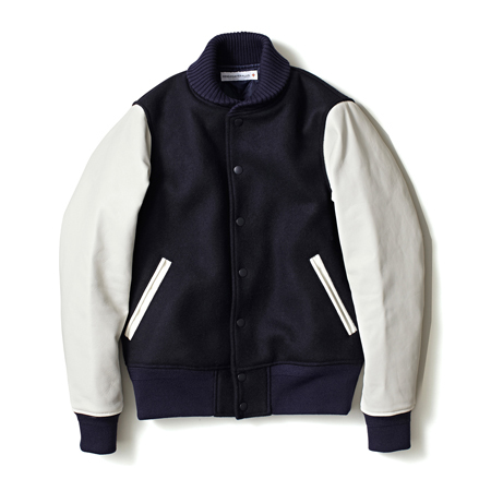 VARSITY JACKET|OUTER|HEADPORTER OFFICIAL ONLINE STORE|ヘッドポーター オンラインストア