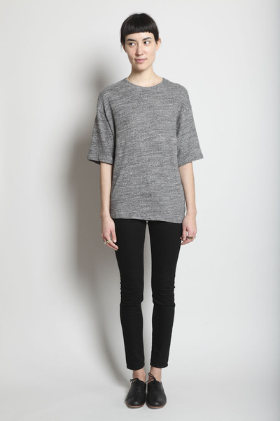 TOTOKAELO - Isabel Marant - Eliot Top - Grey