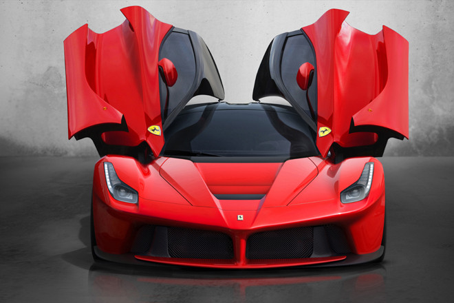 Ferrari's New Flagship Is The 'La Ferrari' Supercar: Video