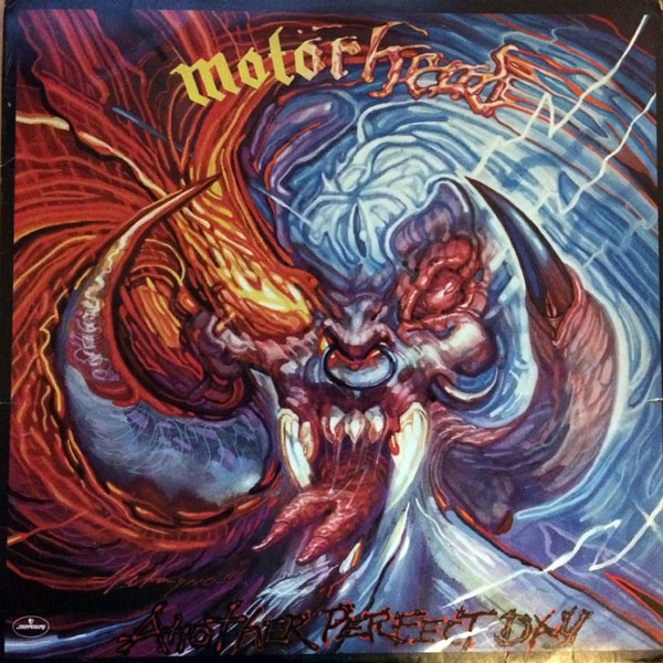 MOTORHEAD - Another Perfect Day (repro ) LP - Bomp Records