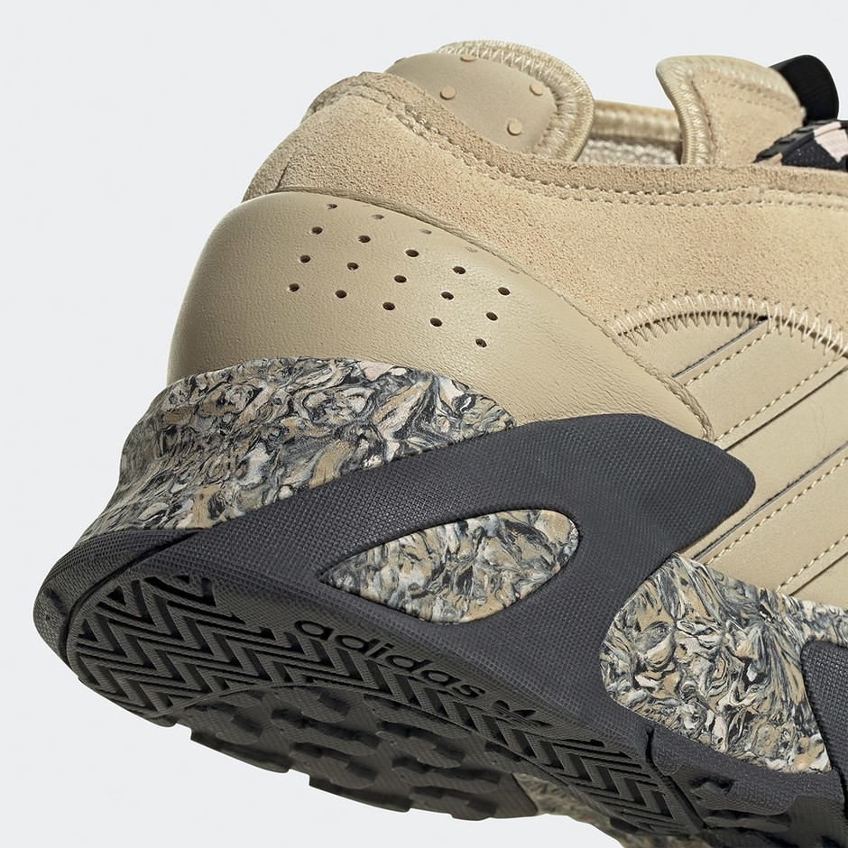 """Militaristic adidas Streetball """"Savanna"""" Surfaces - HOUSE OF HEAT 