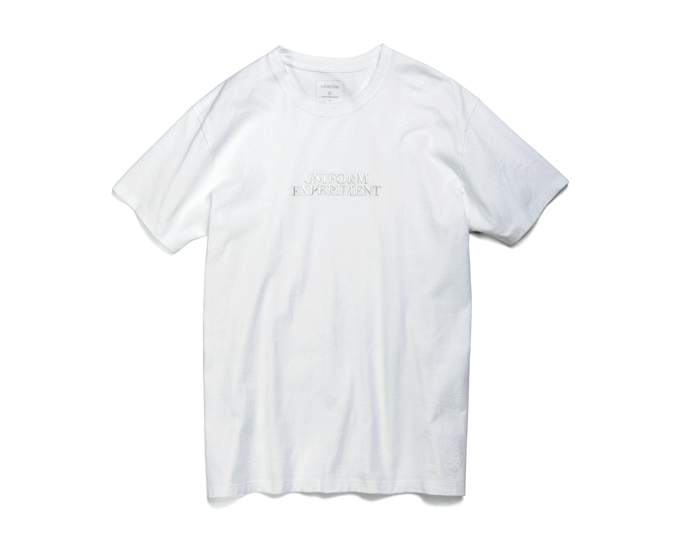 uniform experiment | PRODUCT | EMBROIDERY LOGO TEE