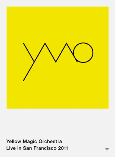 Amazon.co.jp: Yellow Magic Orchestra Live in San Francisco 2011 [DVD]: YELLOW MAGIC ORCHESTRA: DVD