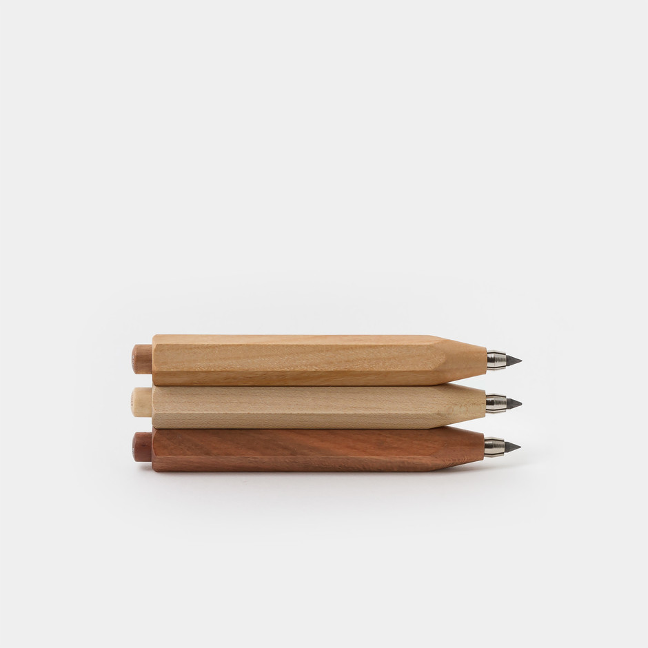 Wörther Hexagonal Wood Mechanical Pencil — Ode to Things