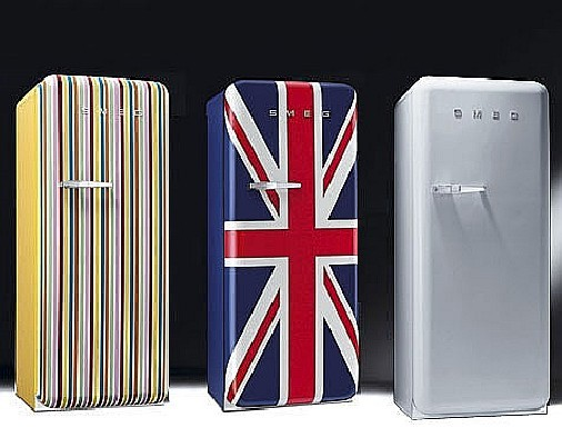 Design everything / Smeg Refrigerator