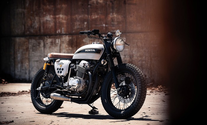 Redeemed Cycles CB750 - The Bike Shed