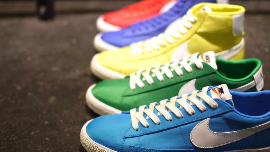 BLAZER HIGH VINTAGE 「LIMITED EDITION for NONFUTURE」 BLU/WHT ナイキ NIKE | ミタスニーカーズ|ナイキ・ニューバランス スニーカー 通販