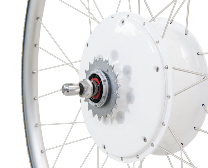 Electric Bike, Bicycle Assist, Pedal Assist, All in one design, Urban Cycling | Smart Wheel