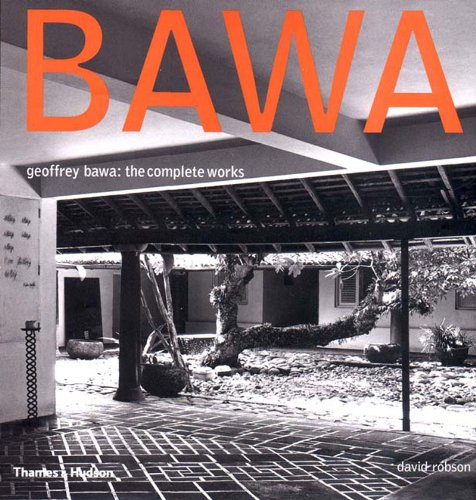 Amazon.co.jp: Geoffrey Bawa: The Complete Works: David Robson, Geoffrey Bawa: 洋書