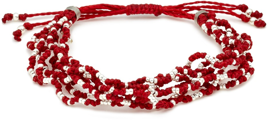 Amazon.co.jp: [ビームス] BEAMS WAKAMI / Life is...(スライド) 35 RED 33420233525 RED ONE SIZE: ジュエリー