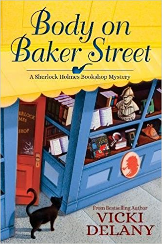 Varietats: Body On Baker Street by Vicki Delany - Great Escapes Blog Tour + Giveaway!