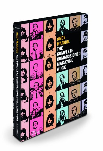 Amazon.co.jp: Andy Warhol: The Complete Commissioned Magazine Work, 1948-1987: Catalogue Raisonne: Paul Marechal: 洋書