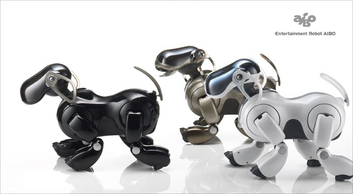 AIBO Official Site