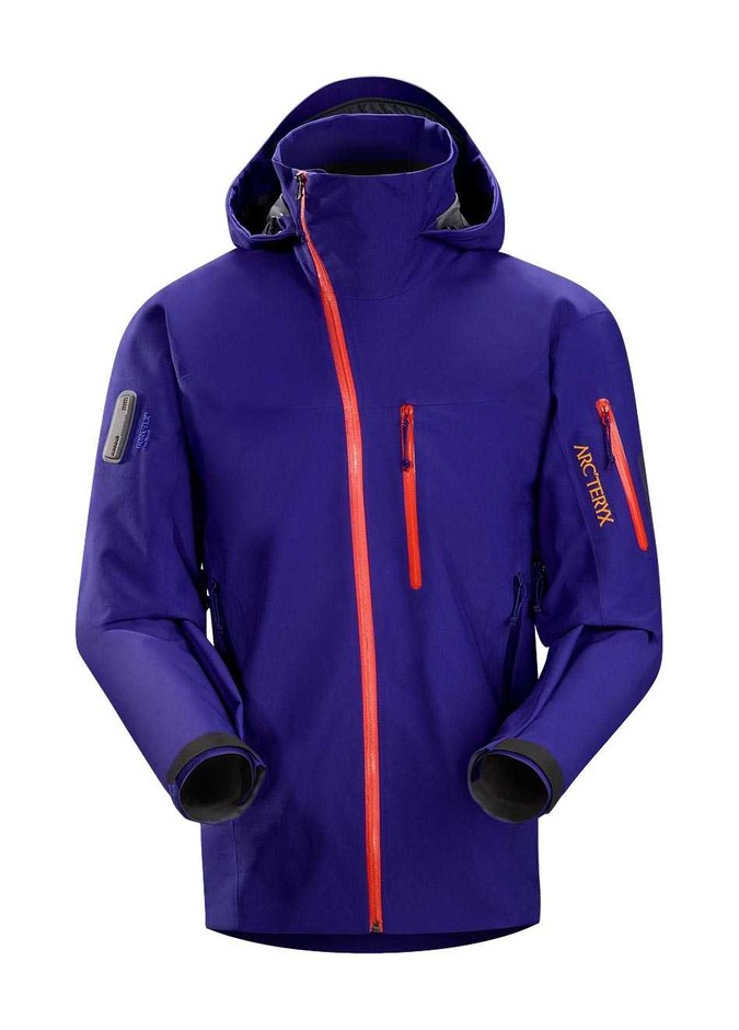 Arcteryx Squid Ink Sidewinder SV Jacket | Arc'teryx Jackets Men Online Sale!