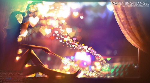 color, colour, girl, glitter, love - inspiring picture on Favim.com on we heart it / visual bookmark #23069504