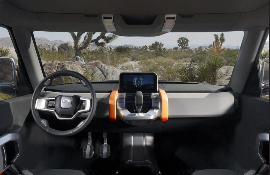 Land Rover baby SUV » Design You Trust – Design Blog and Community