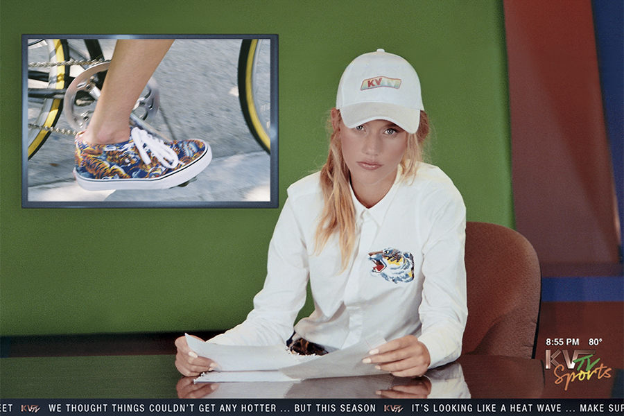 Kenzo x Vans Fall 2013 Sneaker Collection • Highsnobiety