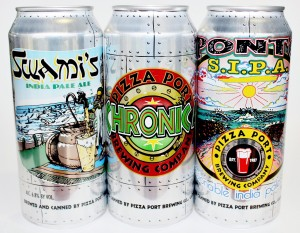 Pizza Port Brewing Co. to Begin Canning Three Beers   Brewbound.com