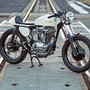 York St Moto Ducati 350 Widecase ~ Return of the Cafe Racers