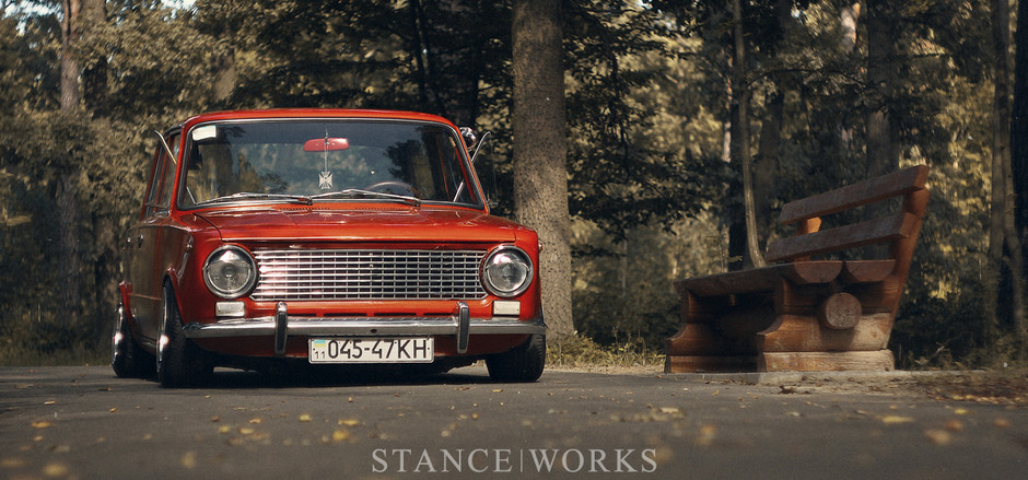 """Andrey Dudnikov's Clean and Classic Lada 21011 - """"Junkie"""""""