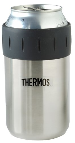 Amazon.com: Thermos Stainless Steel Can Insulator (Styles May Vary): Kitchen & Dining
