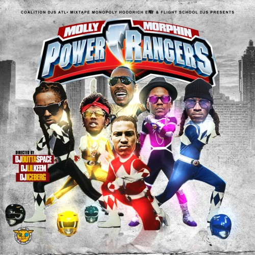 Various Artists - Molly Morphin Power Rangers Mixtape | CrackMixtapes.com