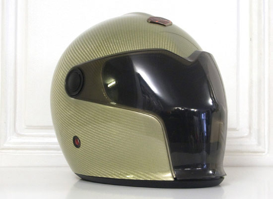 Ruby Helmet: Concept Helmet Extraordinaire from Bikes in the Fast Lane - Daily Motorcycle News