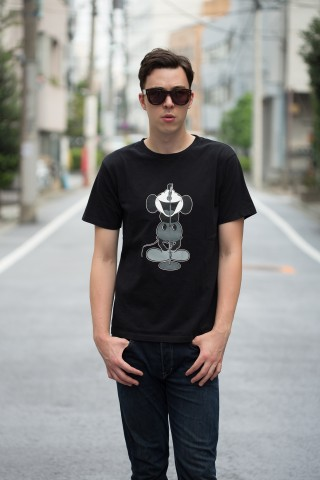 NUMBER (N)INE x MICKY MOUSE TシャツA | DILINE