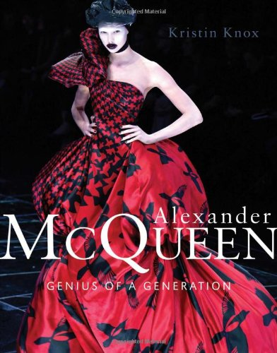 Amazon.co.jp: Alexander Mcqueen: Genius of a Generation: Kristin Knox: 洋書
