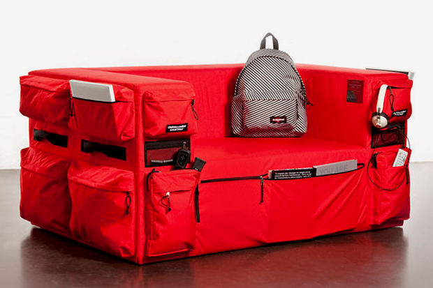 Quinze & Milan x Eastpak Furniture Collection | Hypebeast
