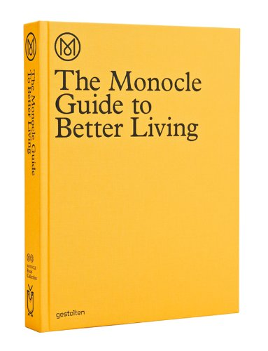 Amazon.co.jp: The Monocle Guide to Better Living: Monocle: 洋書