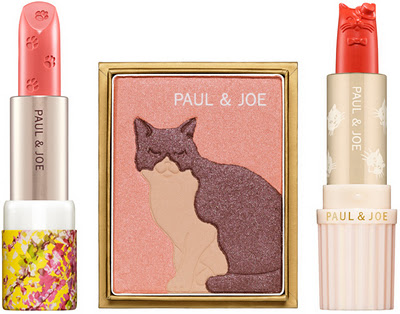 Catsparella: Paul & Joe Expands Line of Highly Coveted Kitty Cosmetics
